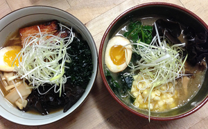 Wine Country Weekend in Napa for Ramen, Donburi, Wine & More