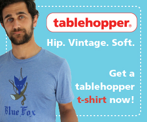 Tablehopper T-Shirts