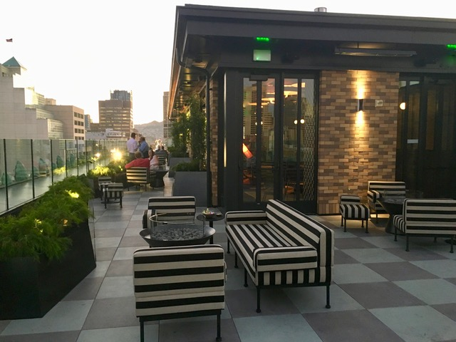 Charmaine S The Proper Hotel S Swanky New Rooftop Bar Is