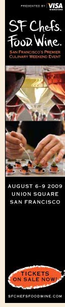 SF Chefs. Food. Wine.