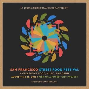The Annual Summer San Francisco Street Food Festival